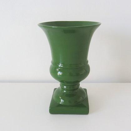 Vaso Taça Verde Musgo