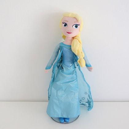 Elsa Pelúcia (Frozen)