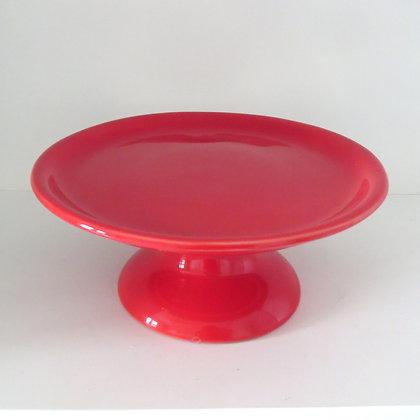 Prato Liso Vermelho G