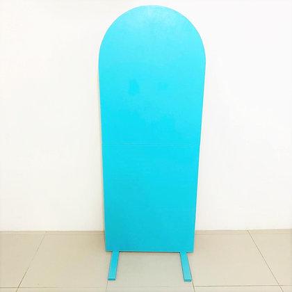 Painel Colorê Azul Tiffany