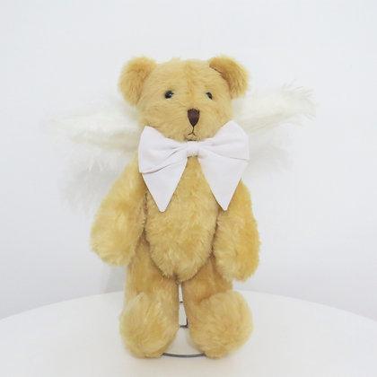 Urso Anjo Pelúcia