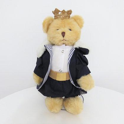 Urso Príncipe Pelúcia