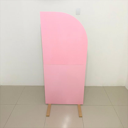 Painel Colorê Rosa Claro
