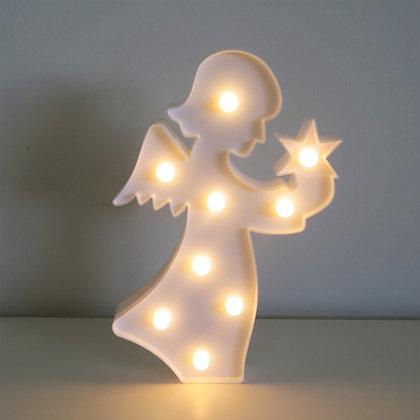 Anjo Luminoso (Batizado)