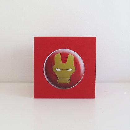 Cubo Super Herói - Homem de Ferro 02