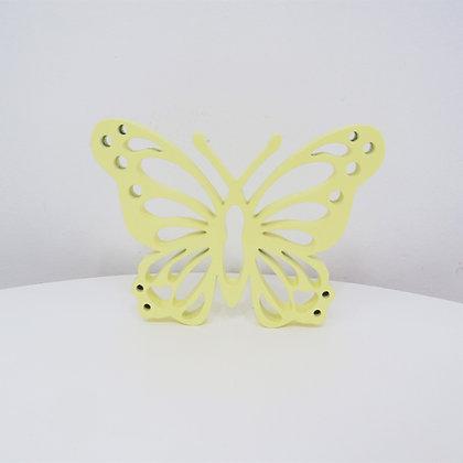 Borboleta Amarela Clara M