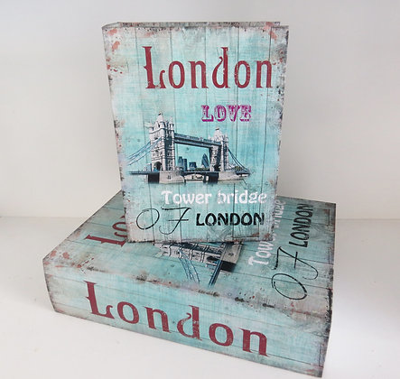 Livro London (o par)