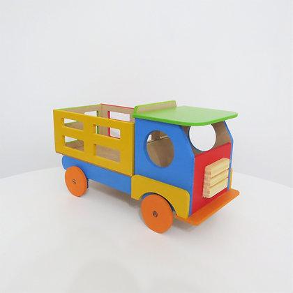Caminhão Colorido