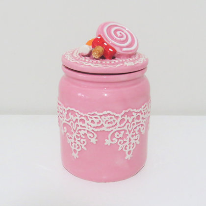 Pote Doces Rosa