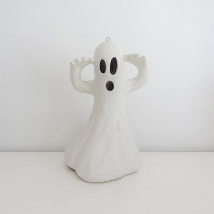 Fantasma Branco -Halloween - Dia das Bruxas