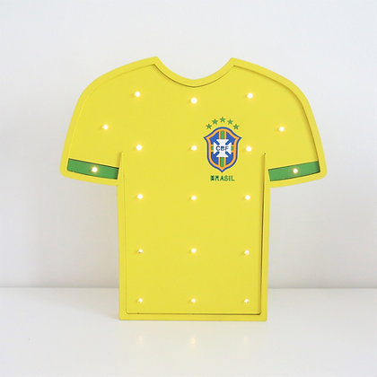 Camisa Brasil Luminosa