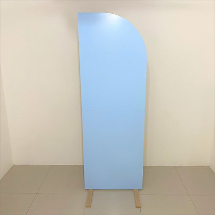Painel Colorê Azul Claro