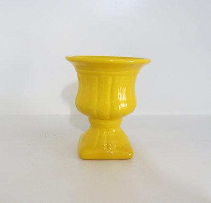 Vaso Grego Amarelo PP