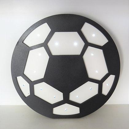 Bola de Futebol Luminoso