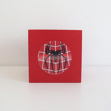 Cubo Super Herói - Homem Aranha
