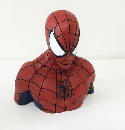 Homem Aranha Busto - Super Herói