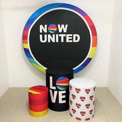 Kit Now United - Faça a Festa Fácil