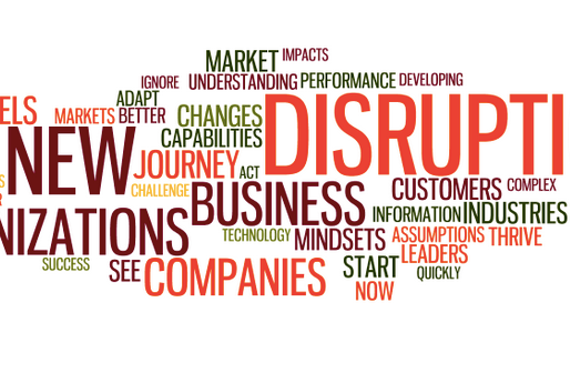 DISRUPTION IS THE NEW NORM: How We Got Here and How To Thrive