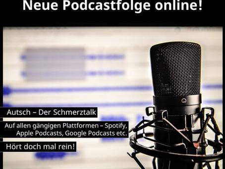 Unsere Neueste Podcastfolge ist ONLINE! 😉🎧