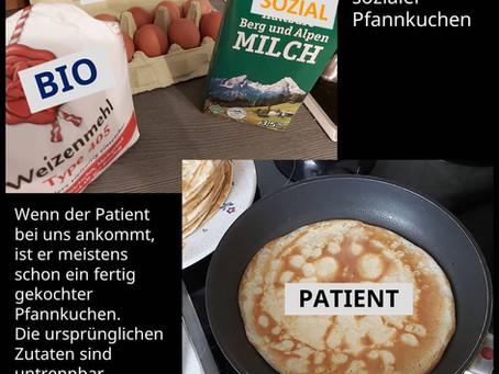 Der Biopsychosoziale Pfannkuchen 👨🎓🥞