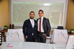 Dr. Felipe Queiroga e Dr. Allan Queiroga
