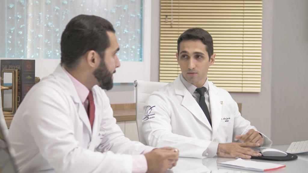 Dr Felipe e Dr Allan Queiroga
