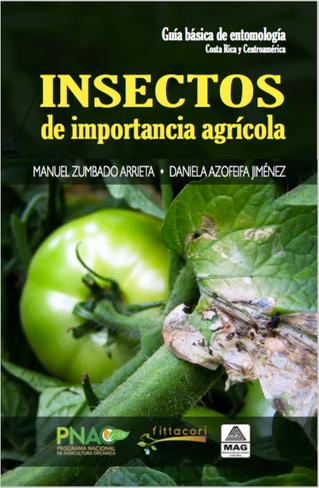 Libro de Insectos de Importancia Agrícola