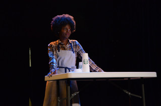 Falling Forward opens at Symphony Space in NYC