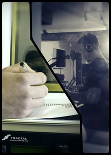 write/record