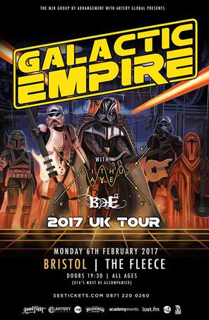 Galactic Empire Flier