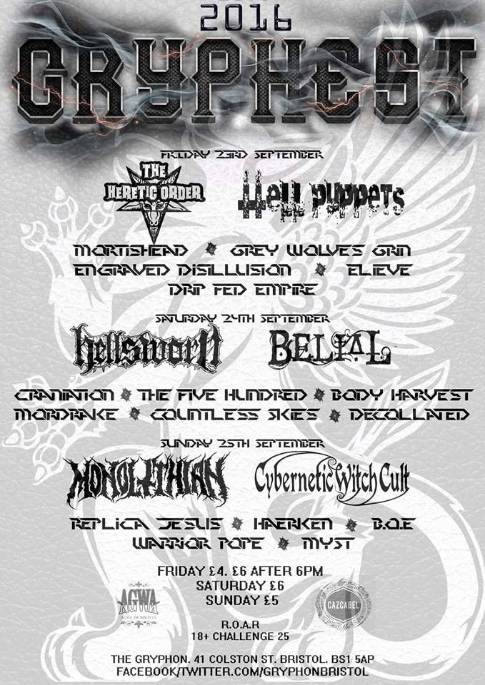 Gryphfest
