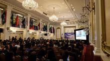 第二届中国高校联盟峰会暨创新创业大赛10月21日于纽约大酒店圆满闭幕,获奖项目已经揭晓
