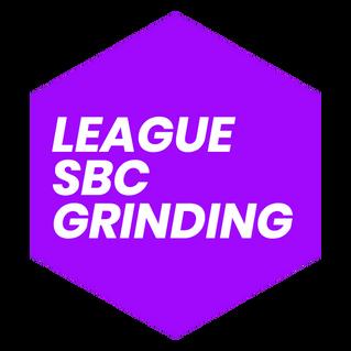 League SBC Grinding