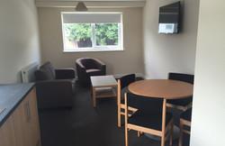 Belle Court- Kitchen/Living