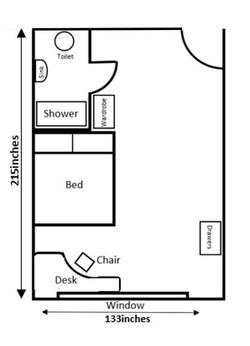 Large Room Floor Plan