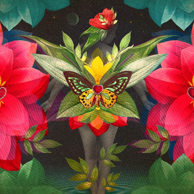 Unfold & bloom