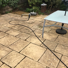 Patio cleaning Surface clean banbury