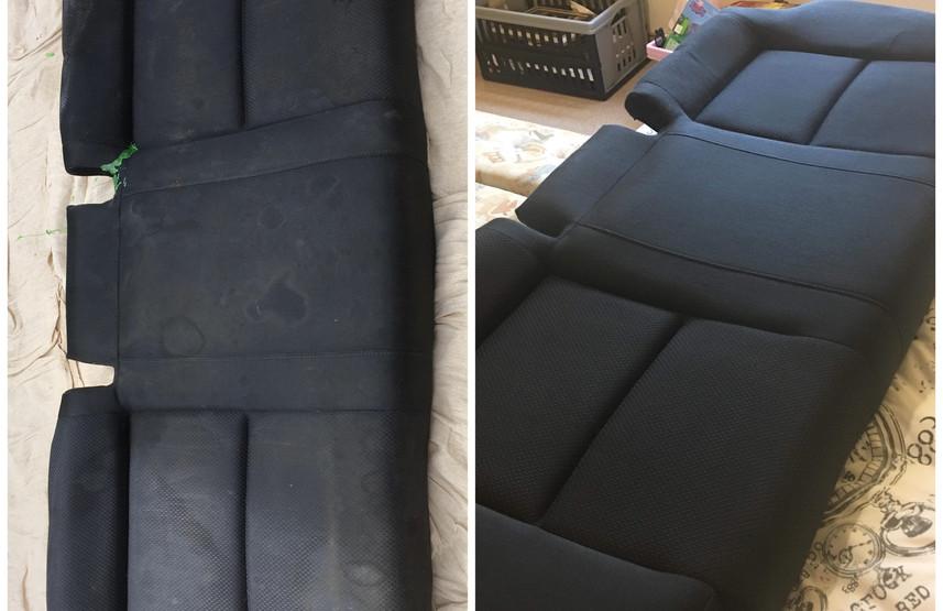 Car Seat Surface Clean Banbury