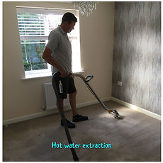 Carpet cleaning, hot water extraction Surface Clean Banbury