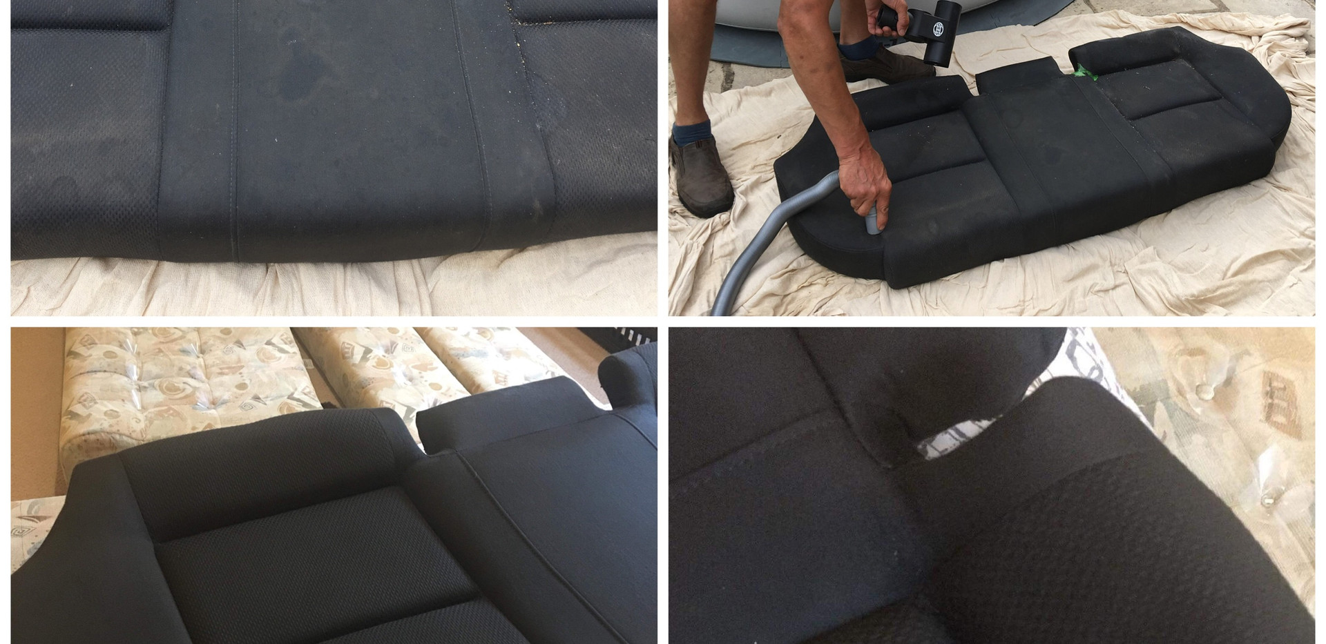 Car seat cleaning Surface Clean Banbury
