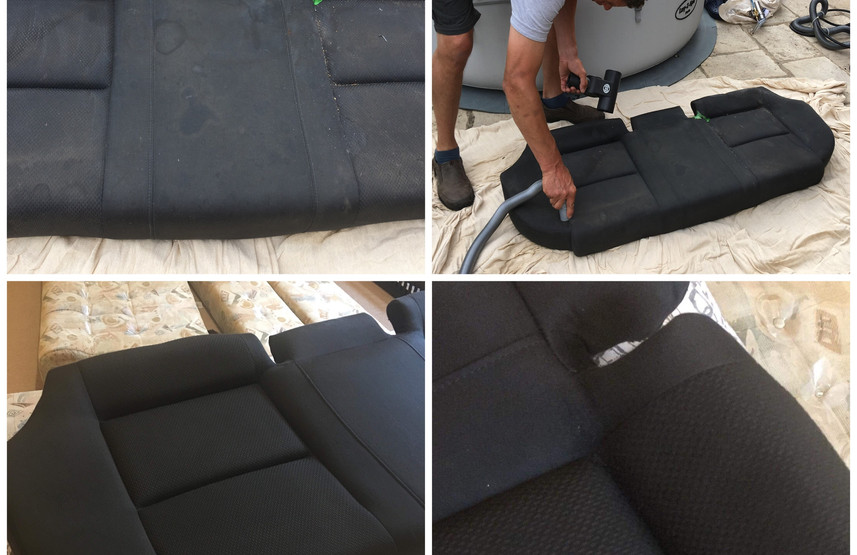 Car seat cleaning Surface Clean Banmbury