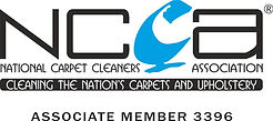 NCCA logo and member number 3396