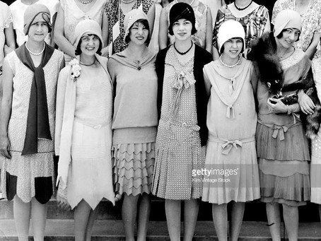 1920's: The Flappers