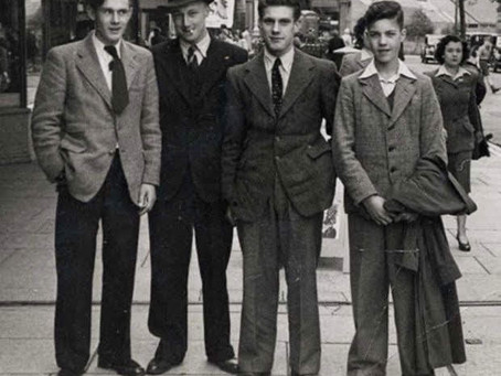Suits, Hats and Jeans- The Evolution of Men's Fashion