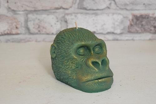 Gorilla- mid green/gold