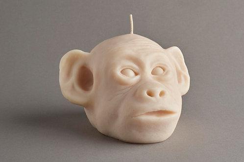 Monkey candle