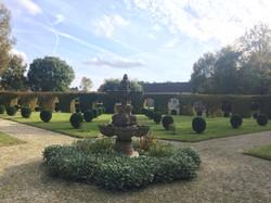 jardins à la française
