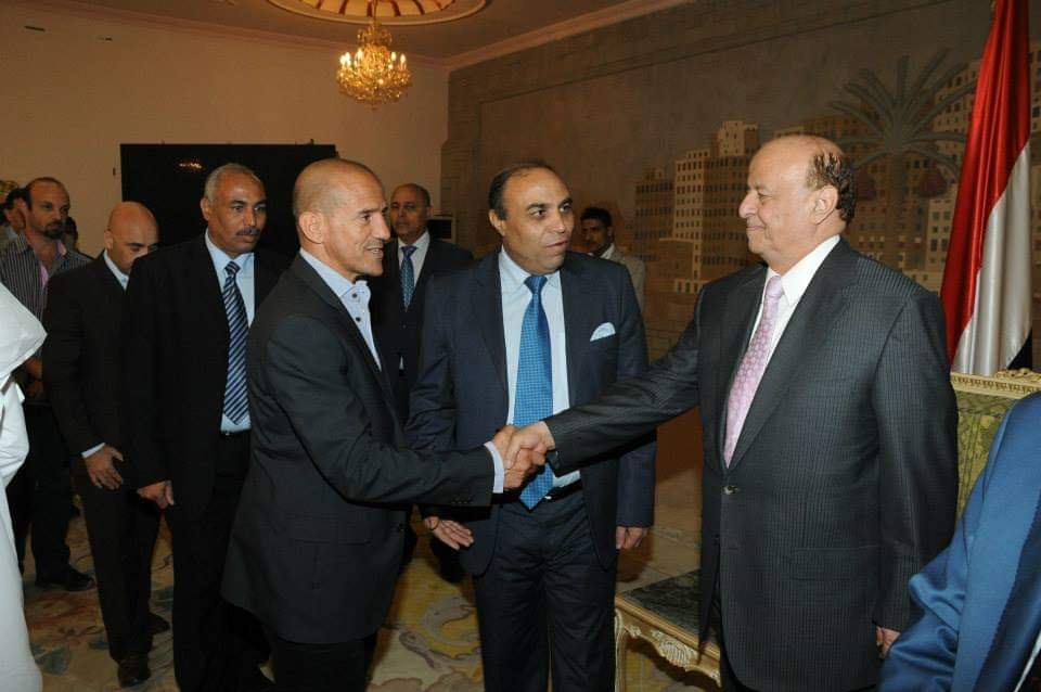 President of republic of Yemen