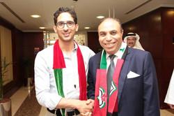 Prince Nasser bin addulaziz bin Nasser a