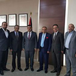Head Of the Jordanian Parliament bloc